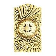 Roanoke Doorbell Button (item #R-010CH-1536X)