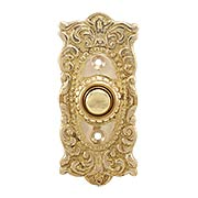 Victorian Decorative Doorbell Button (item #R-010HU-BDB-01X)