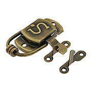 Solid Brass Left-Hand