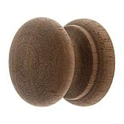 Walnut Empire Style Cabinet & Furniture Knob (item #R-08BM-4375X)
