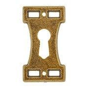 Roycroft Cabinet Keyhole Cover (item #R-08CL-101510X)
