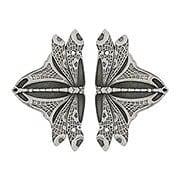 Dragonfly Hinge Plates - 1 1/2