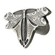 Dragonfly Cabinet Knob - 1 1/8