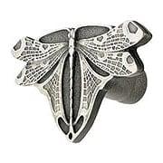 Dragonfly Cabinet Knob - 1 1/8