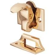 Forged-Bronze Sash Lock and Lift (item #R-09BM-8709X)