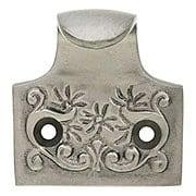Decorative Victorian Sash Lift In Satin Nickel (item #R-09DC-02008705)