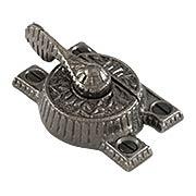 Cast Iron Windsor Pattern Sash Lock (item #R-09RP-101)