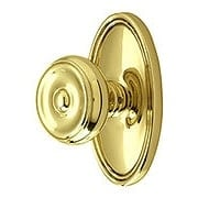 Oval Rosette Set With Waverly Knobs (item #RS-01EM-8120WX)