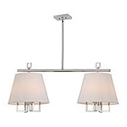 Westwood Double Light Pendant (item #RS-03CR-2257-PN)