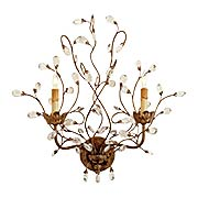 Cupertino 2-Light Wall Sconce (item #RS-03CU-5882)