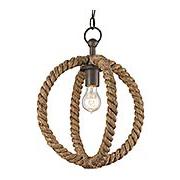 Bowline 1-Light Pendant (item #RS-03CU-9489)