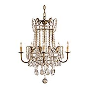 Laureate 5-Light Chandelier (item #RS-03CU-9643)