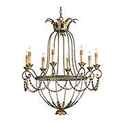 Elegance 8-Light Chandelier (item #RS-03CU-9948)
