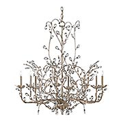 Cupertino 8-Light  Chandelier (item #RS-03CU-9975)