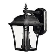Wabash Medium Exterior Sconce (item #RS-03HK-1334X)