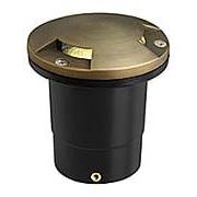 Hardy Island Cast-Brass Directional Well Light (item #RS-03HK-16710MZ)