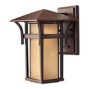 Harbor Small Entry Wall Sconce (item #RS-03HK-2570X)
