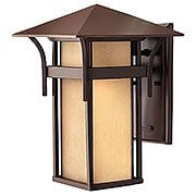 Harbor Medium Entry Sconce With Choice of Finish (item #RS-03HK-2574X)