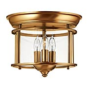 Gentry Flush Mount Ceiling Light With 3 Lights (item #RS-03HK-3473X)