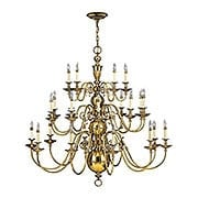 Cambridge Three Tier Chandelier With 21 Lights (item #RS-03HK-4419X)