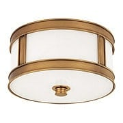 "Patterson 10"" Flush Ceiling Fixture (item #RS-03HV-5510X)"