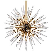 Sparta 12-Light Chandelier (item #RS-03HV-9032X)