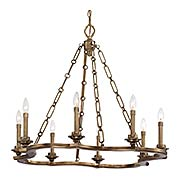 Leicester 8-Light Chandelier (item #RS-03ML-N6948-575)