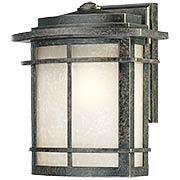 Galen Medium Outdoor Light In Imperial Bronze (item #RS-03QZ-GLN8409IB)