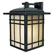 Hillcrest Extra Large Wall Lantern In Imperial Bronze (item #RS-03QZ-HC8413X)
