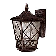 Felicity 1-Light Exterior Wall-Mount Lantern (item #RS-03SHL-5-420-56)