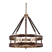 Harrington 5-Light Pendant (item #RS-03SHL-7-611-5-50)