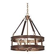 Harrington 4-Light Chandelier (item #RS-03SHL-7-614-4-50)
