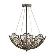 Hartland 4-Light Pendant (item #RS-03SHL-7-8060-4X)