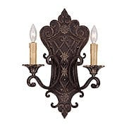 Southerby 2-Light Sconce (item #RS-03SHL-9-0159-2-76)