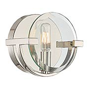 Malvern 1-Light Bath Sconce (item #RS-03SHL-9-2095-1-109)