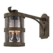 Barbosa Medium Wall Lantern  with Extended Arm (item #RS-03TL-B3315X)