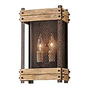 Merchant Street 2-Light Wall Sconce (item #RS-03TL-B4062X)