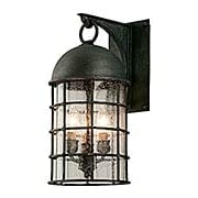 Charlemagne Medium Exterior Wall Lantern (item #RS-03TL-B4432X)