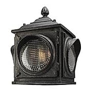 Main Street Large 1-Light Exterior Wall Sconce (item #RS-03TL-B4503X)