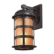 Aspen Medium Outdoor Light in Natural Bronze (item #RS-03TL-B9253X)
