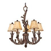 Aspen 5-Light Chandelier (item #RS-03VX-AS-CHS005PT)