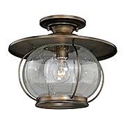 Jamestown Semi Flush-Mount Ceiling Light (item #RS-03VX-C0078)