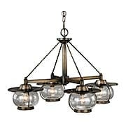 Jamestown 4-Light Chandelier (item #RS-03VX-H0007)