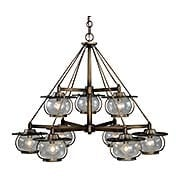 Jamestown 9-Light Chandelier (item #RS-03VX-H0028)