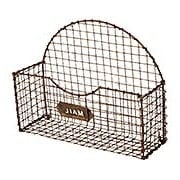 Wire Mail Basket (item #RS-06AG-G93R)