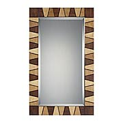 Woodmere Rectangular Wall-Mount Mirror (item #RS-07QZ-QR2060)