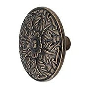 Tuscan Decorative Knob (item #RS-08AHW-138X)