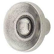 Noble Round Drawer Knob - 1 1/2