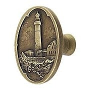 Guiding Lighthouse Cabinet Knob (item #RS-08NH-NHK-142X)