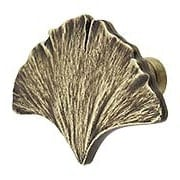 Ginkgo Leaf Knob (item #RS-08NH-NHK-147X)